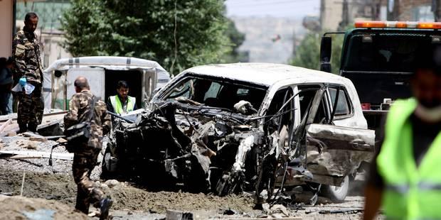 Khost suicide bombing