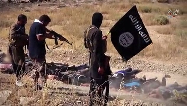 Isis massacre in Tikrit