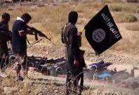 Isis massacre in Tikrit