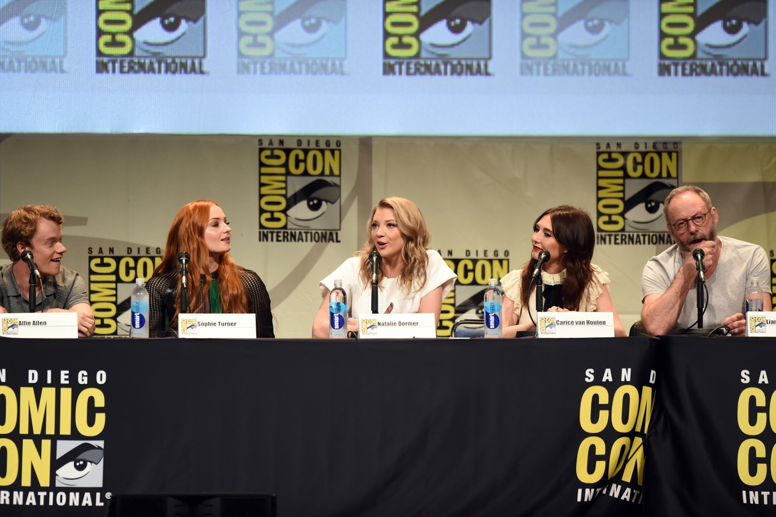 Game Of Thrones Comic-Con 2015