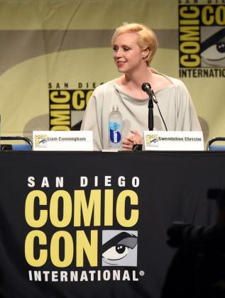 Gwendoline Christie Comic-Con 2015