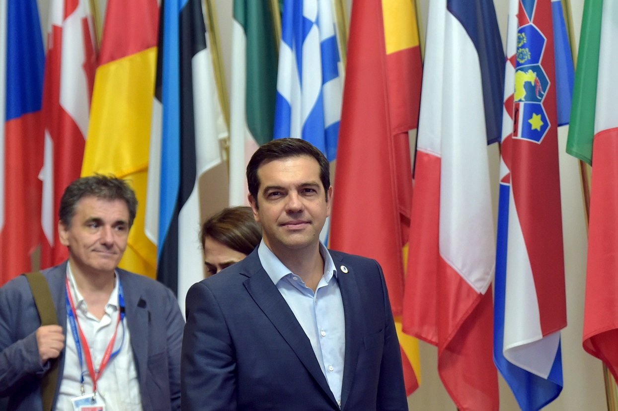 Alexis Tsipras EU Greece deal