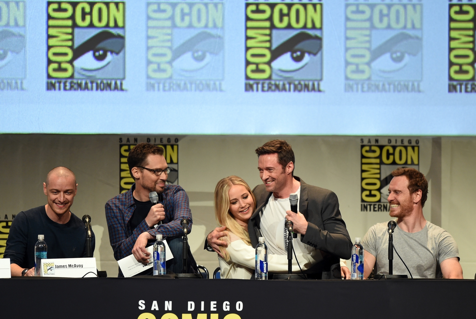 X-Men: Apocalypse panel at Comic-Con 2015