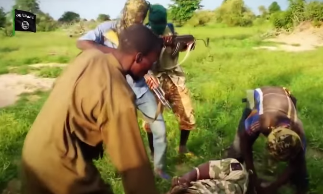 Boko Haram Isis video
