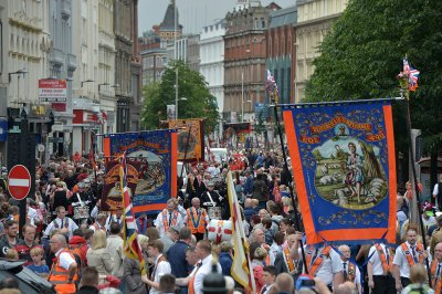 northern ireland glorious twelfth