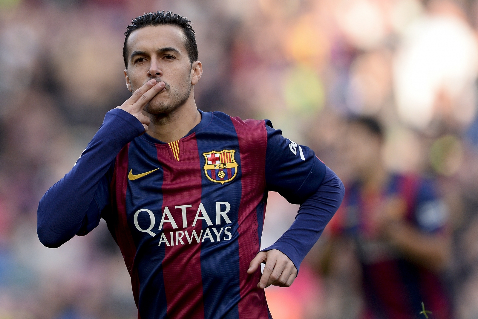 Manchester United target Pedro \'leaving Barcelona for England\'
