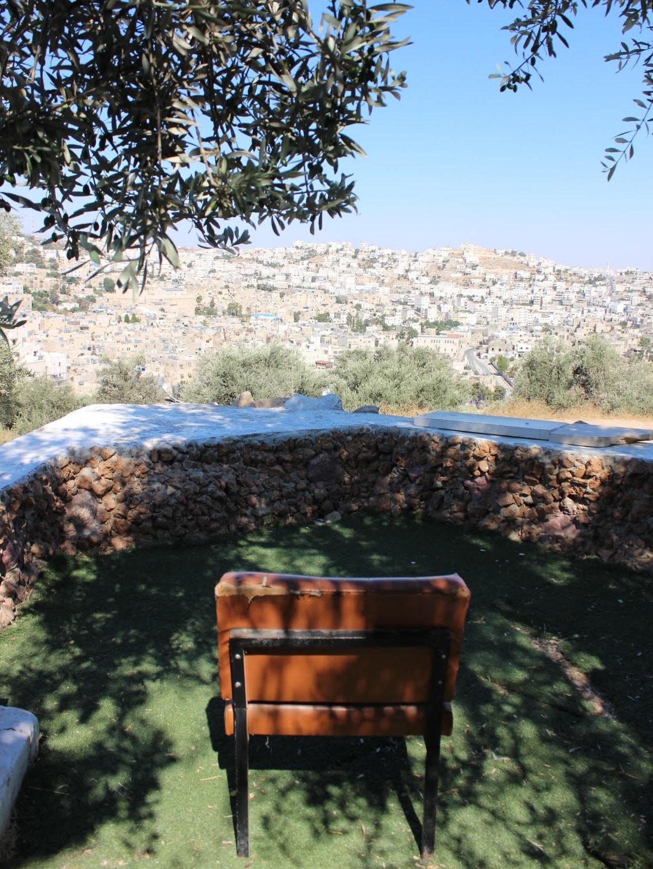Hebron settlements