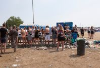 Denmark Roskilde Festival