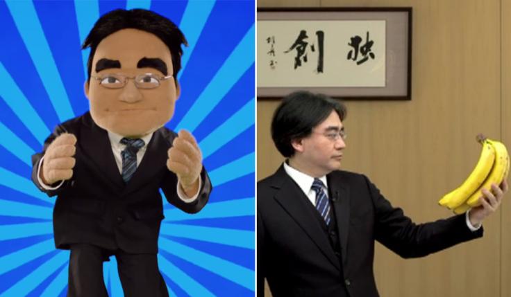 Satoru Iwata memes