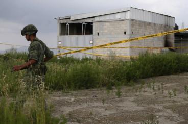 Mexico drug lord escape