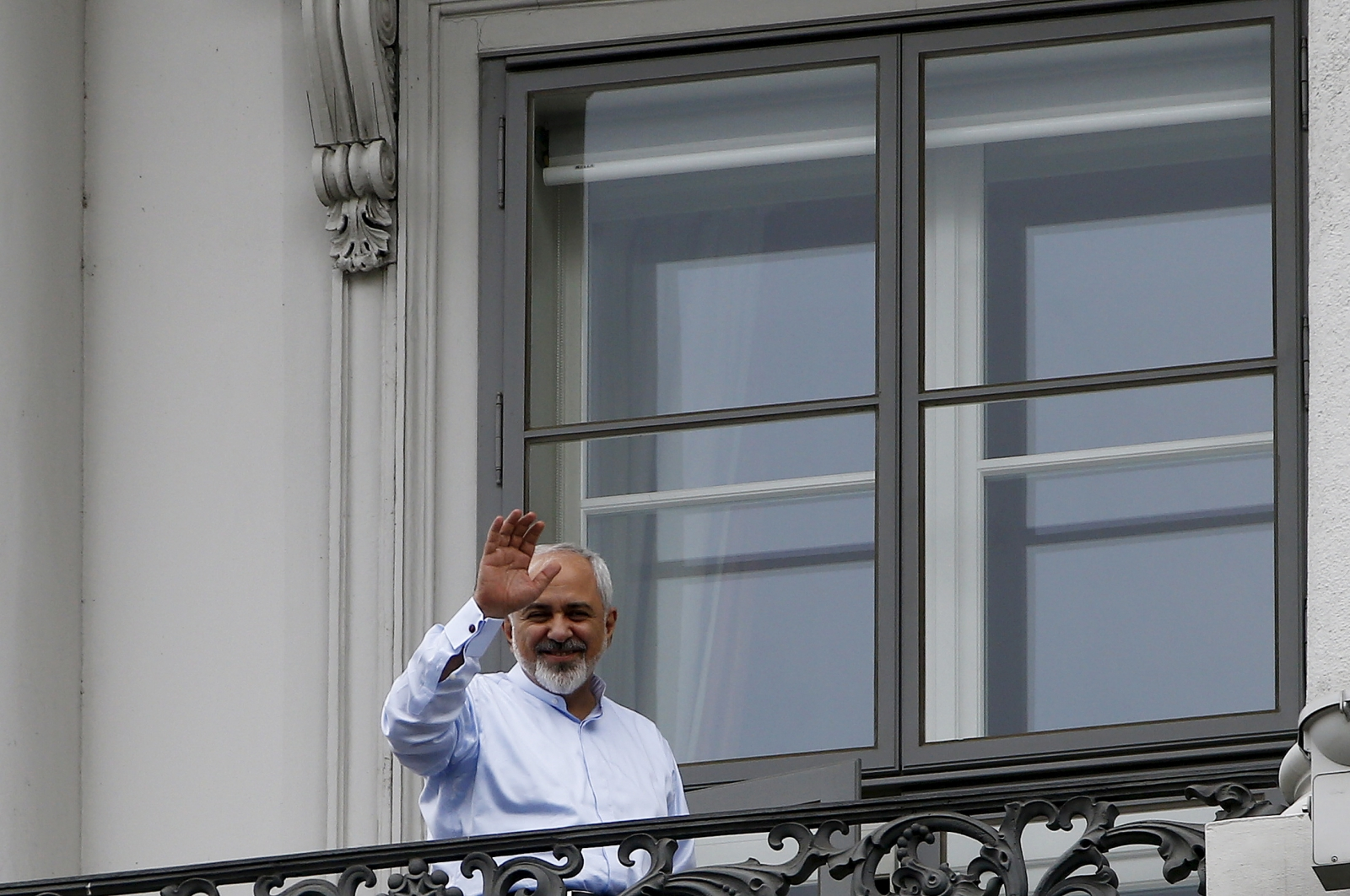Iran deal Foreign Minister Javad Zarif Palais Coburg