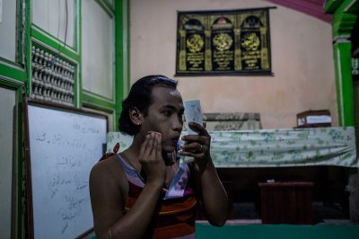 transgender Indonesia Muslim