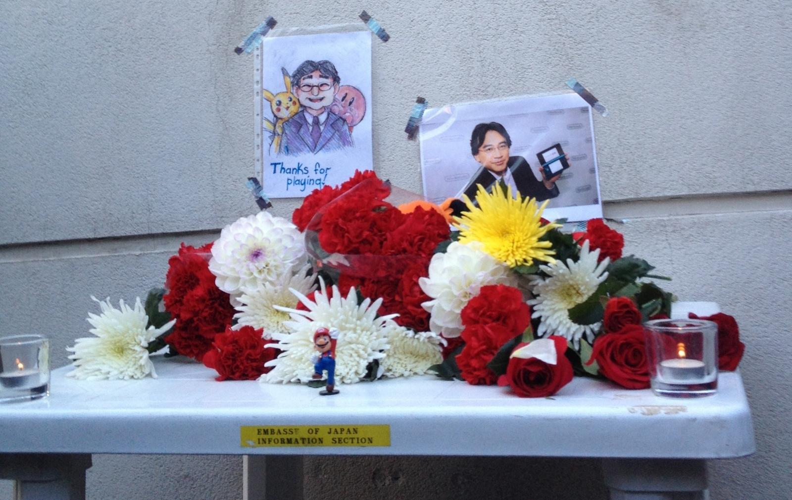 Iwata Russian Tribute
