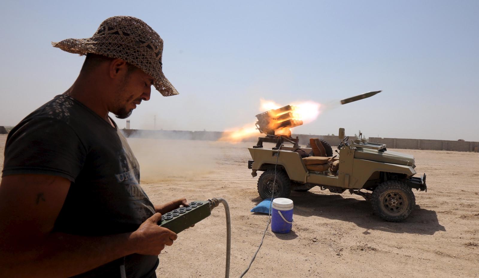 Iraq Anbar operation