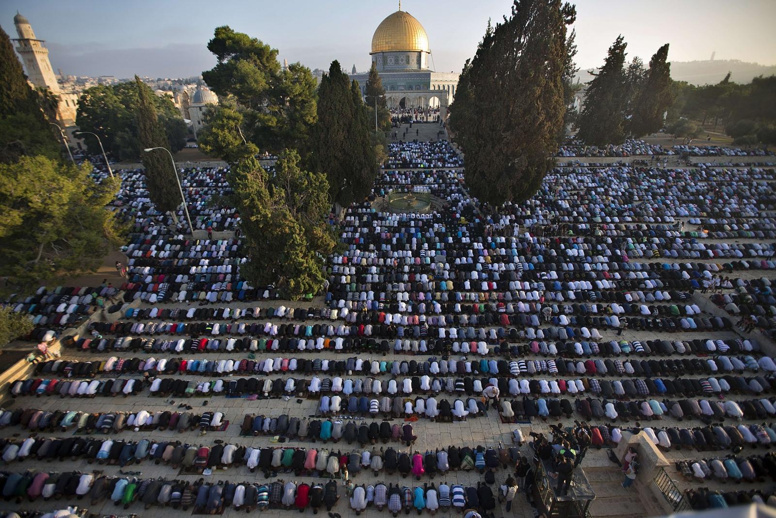 Eid al-Fitr Palestine