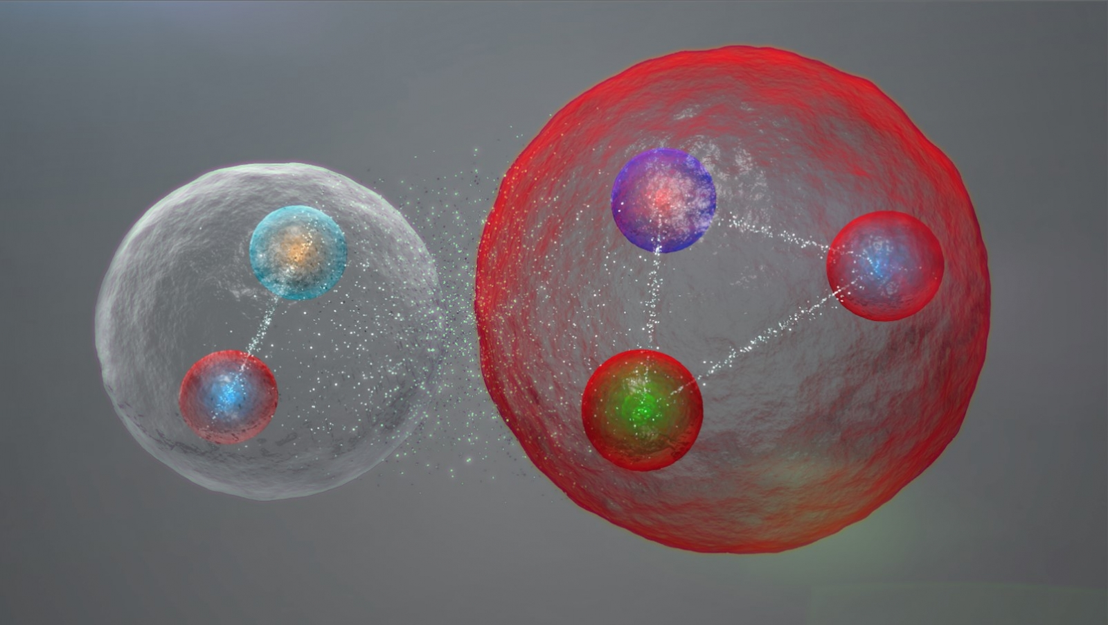 Large Hadron Collider Experiment Discovers Exotic