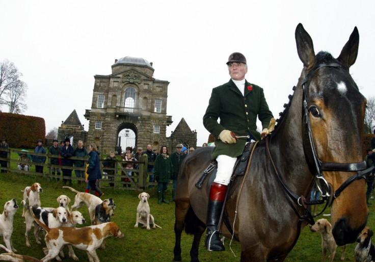 duke of beaufort hunt fox hunting