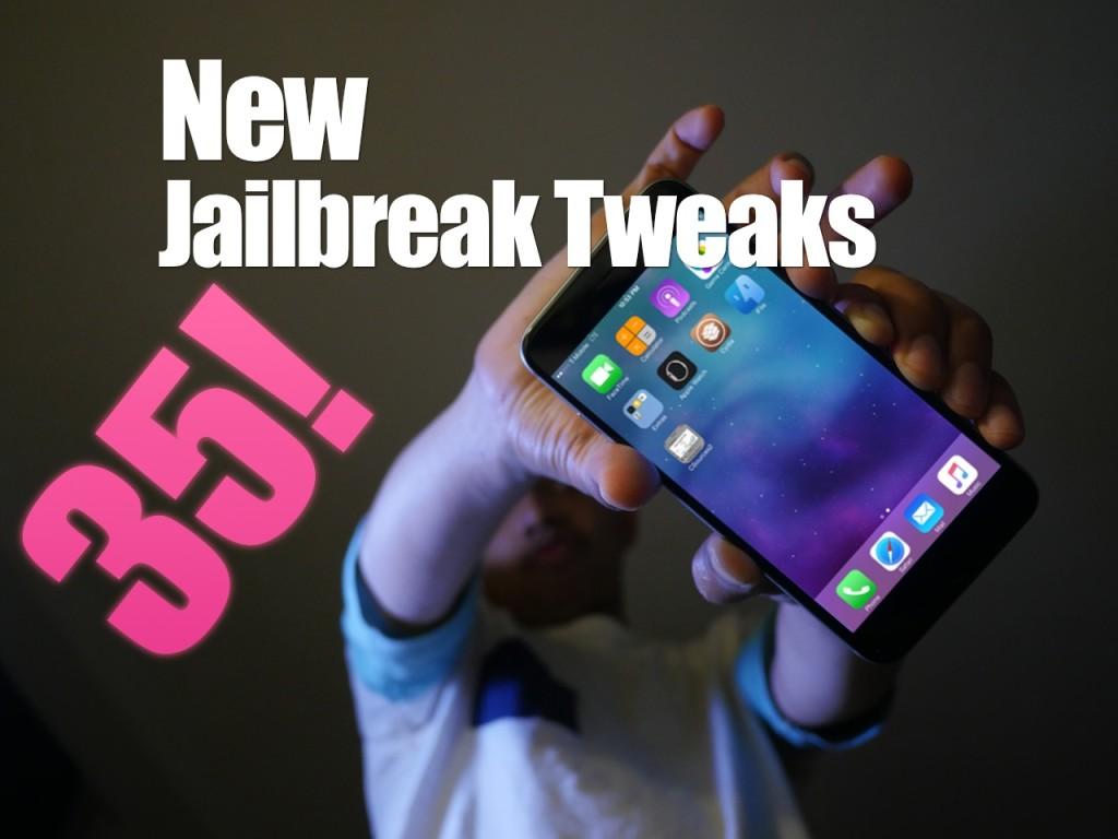 35 new iOS 8 jailbreak tweaks