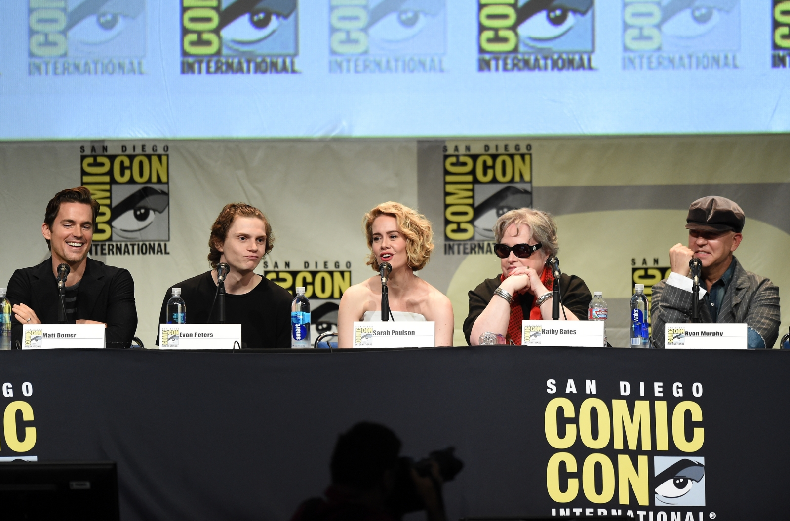 American Horror Story Comic-Con panel
