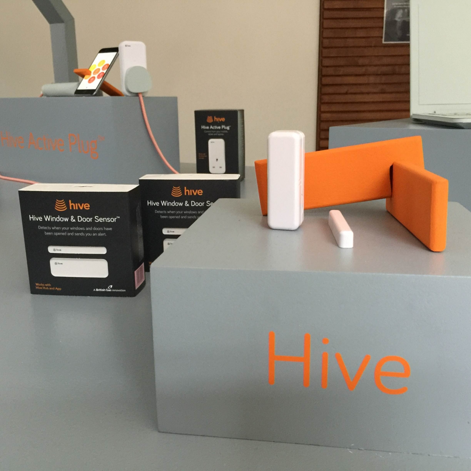 Hive smart home IoT products