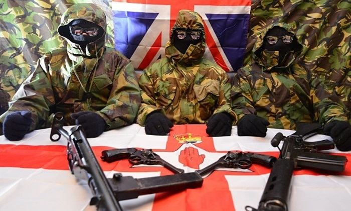 paramilitarism british police Right-wing terrorism is terrorism motivated by a variety of ideologies and beliefs, including islamophobia, anti-communism, neo-fascism and neo-nazism, and a mindset.