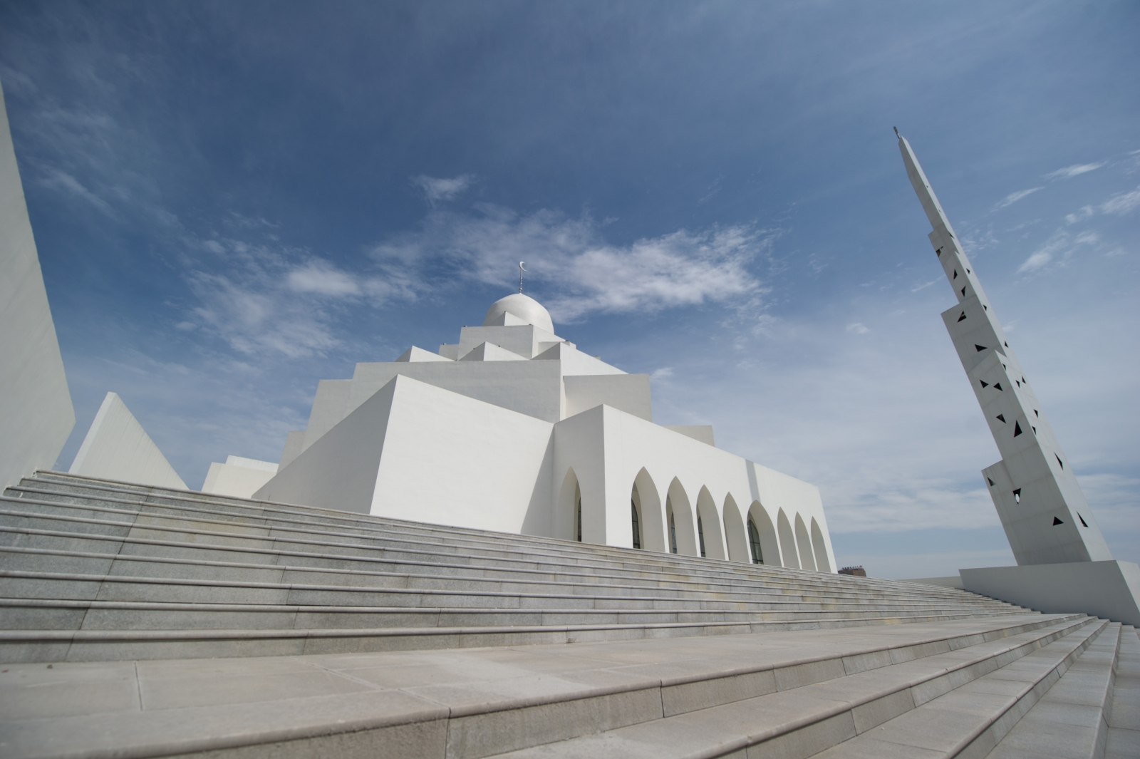 Mosque in Ordos, Inner Mongolia