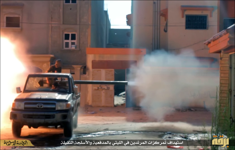 IS Benghazi