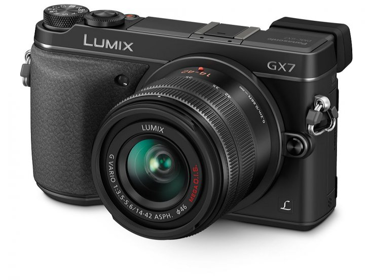 Panasonic Lumix DMC-GX7 camera