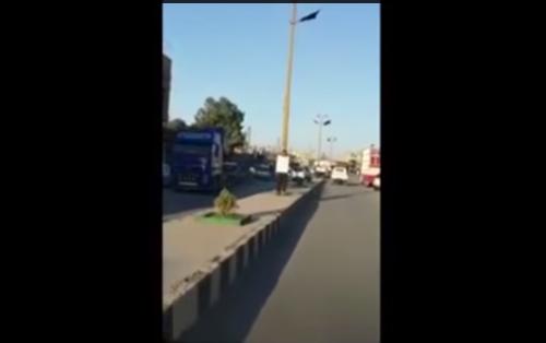 Isis crucifixion Fallujah