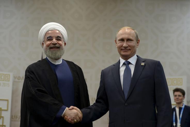 Putin Rouhani