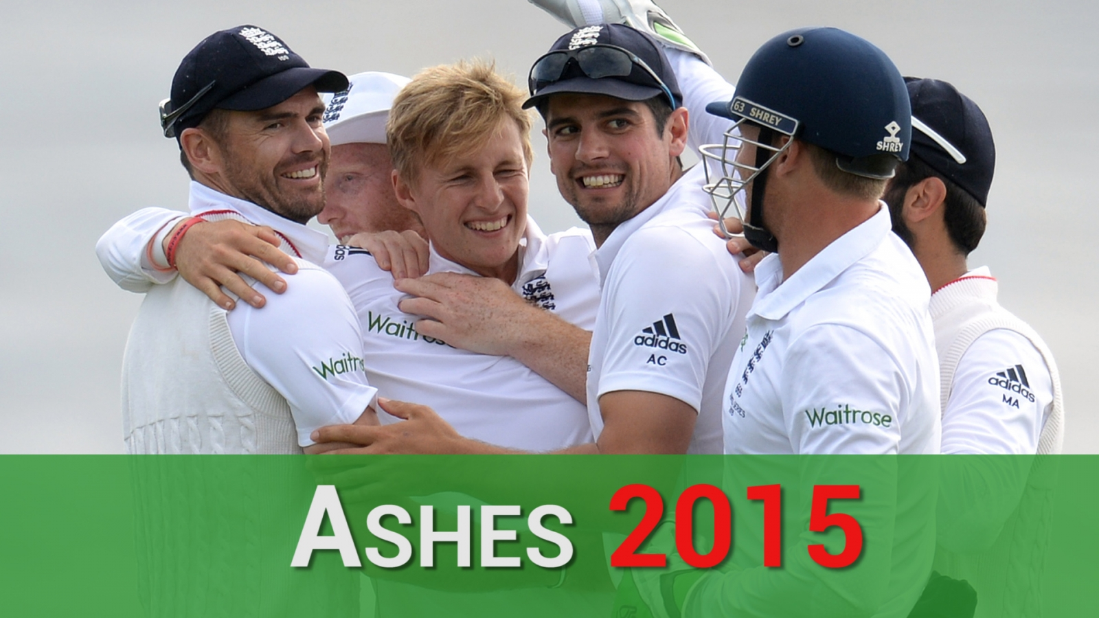 Ashes 2015