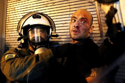 greece bailout, greece protests, athens