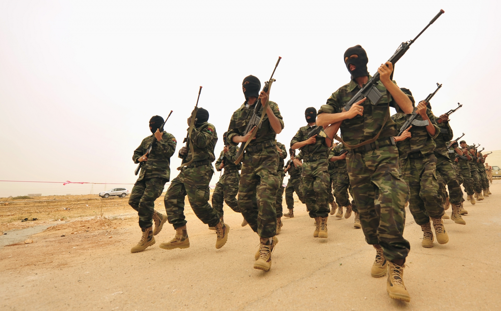 Libyan special forces