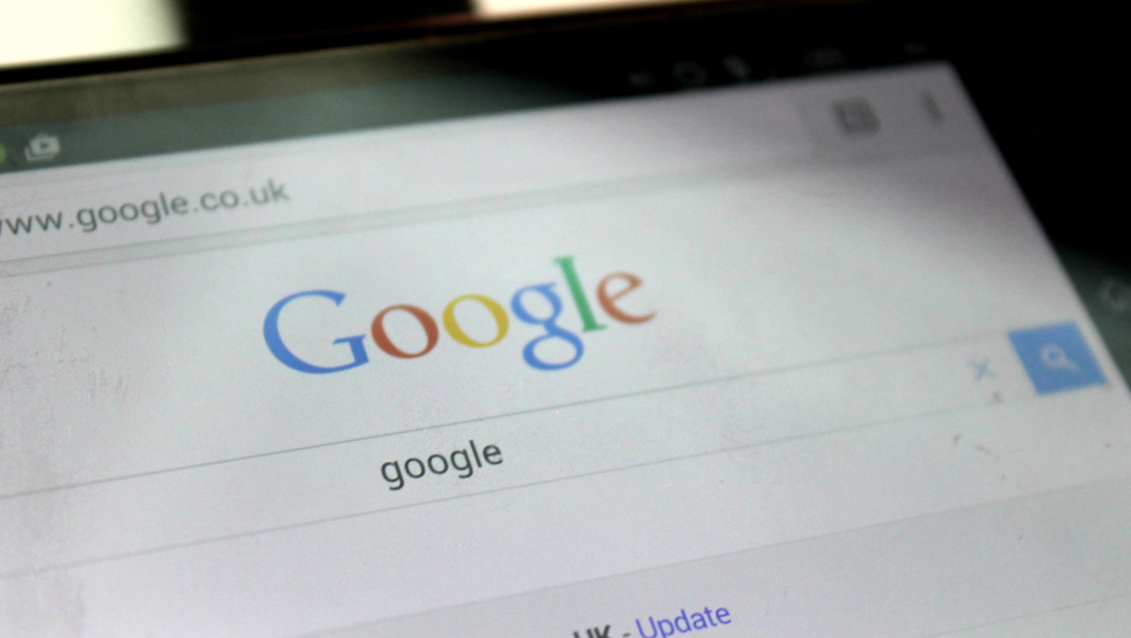 google seo antitrust search