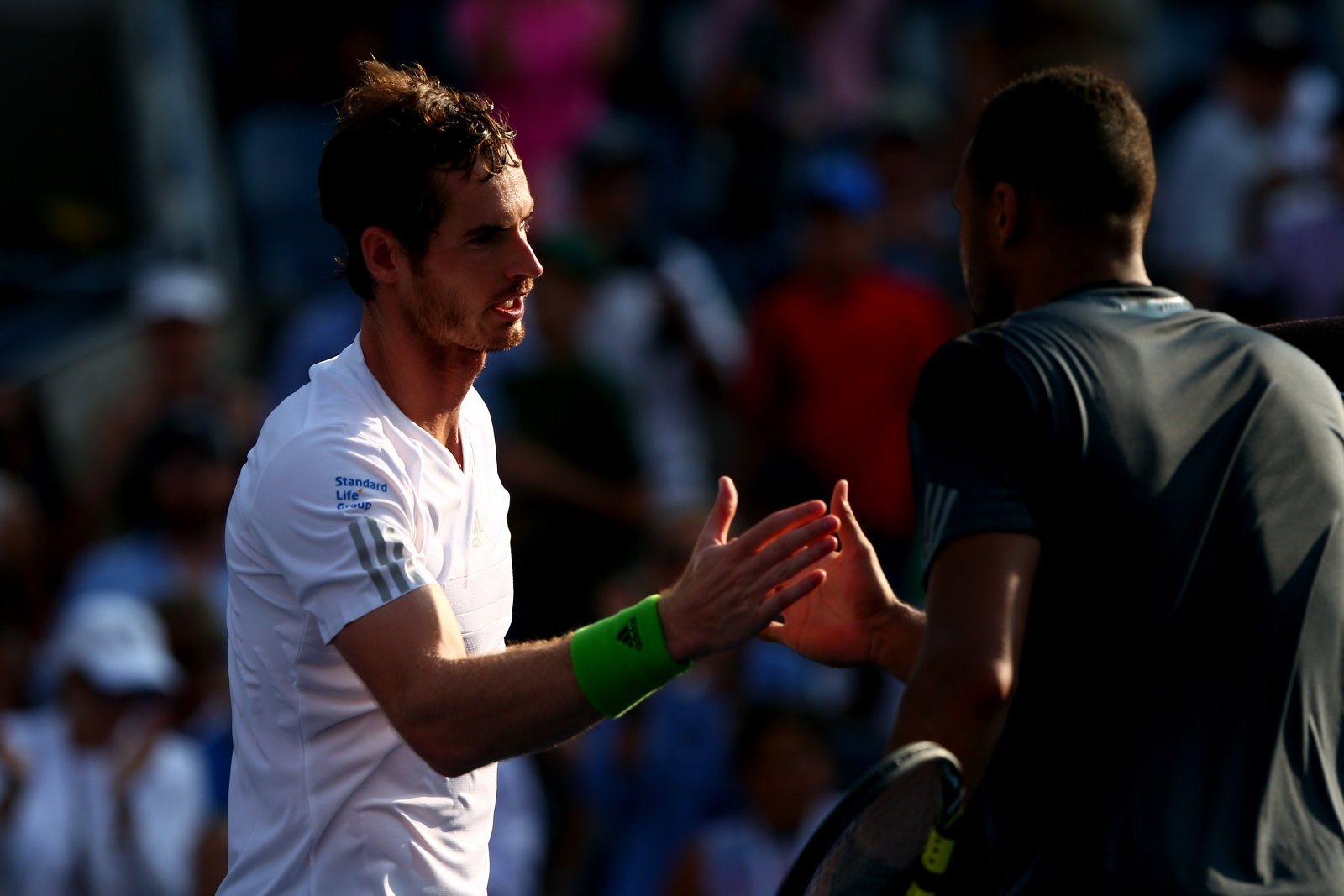 Andy Murray v Jo-Wilfried Tsonga