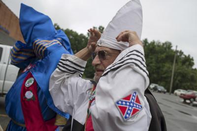 Inside the Ku Klux Klan