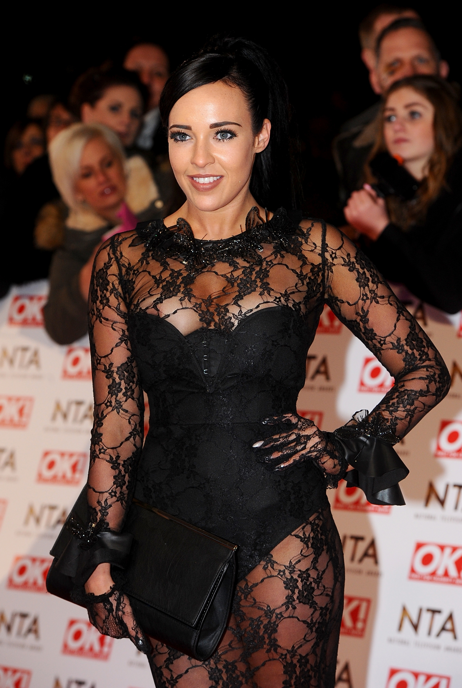Hollyoaks actress Stephanie Davis