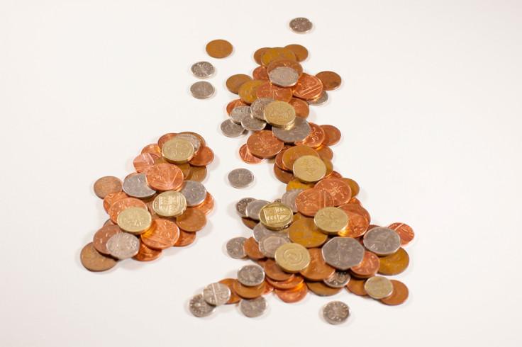 money uk britain finance pound