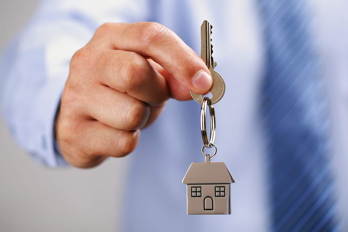 house key rent landlord property