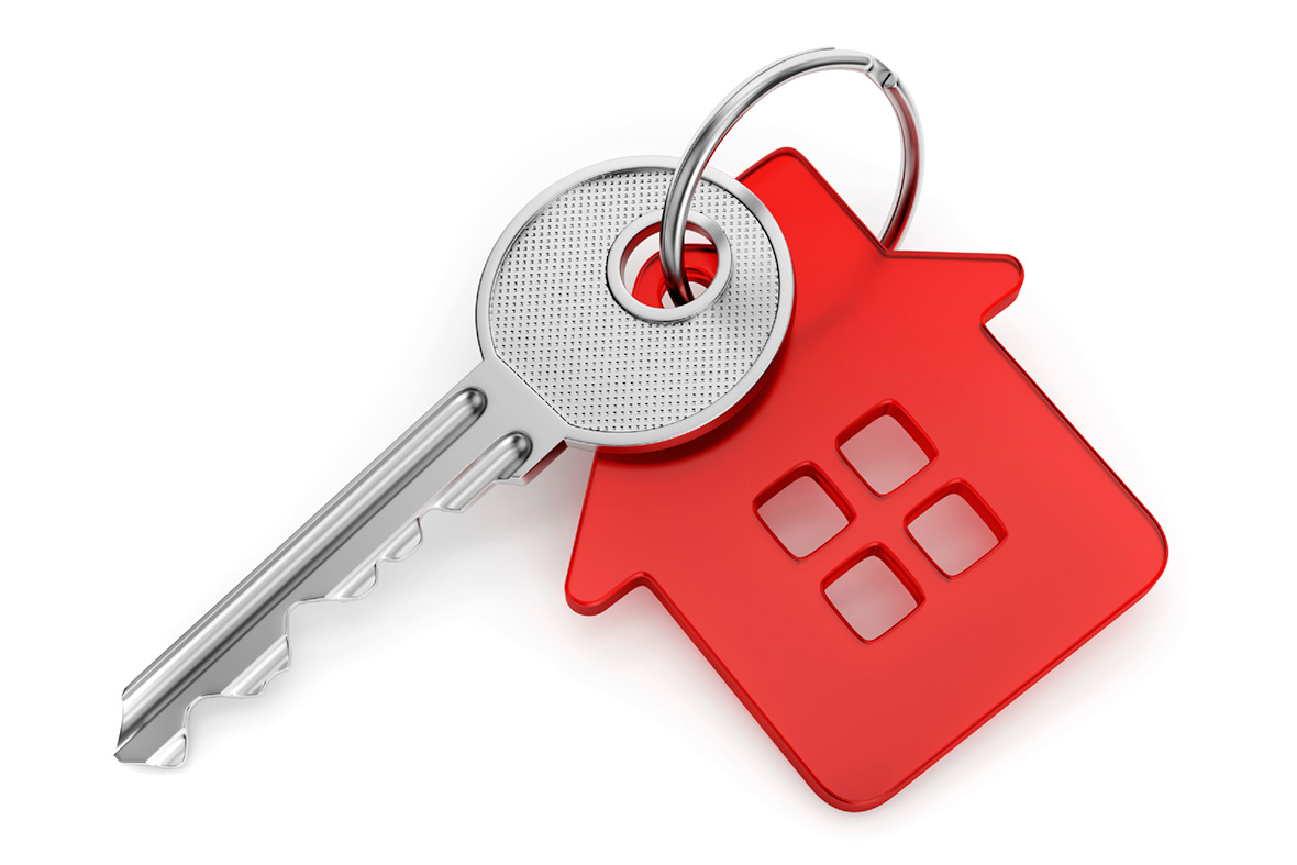 house key rent price property
