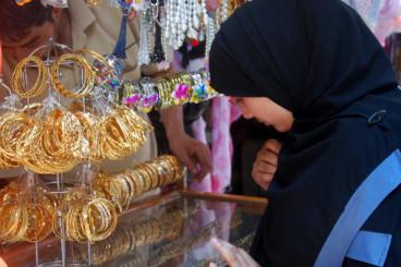 Eid shopper