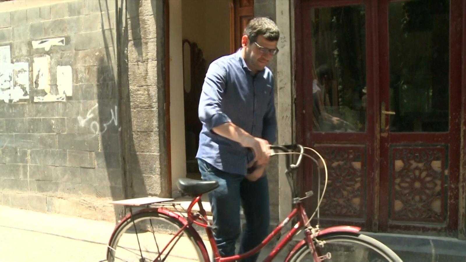 Syria cycling