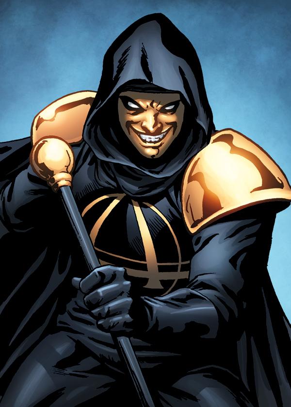 Anarky DC Comics character
