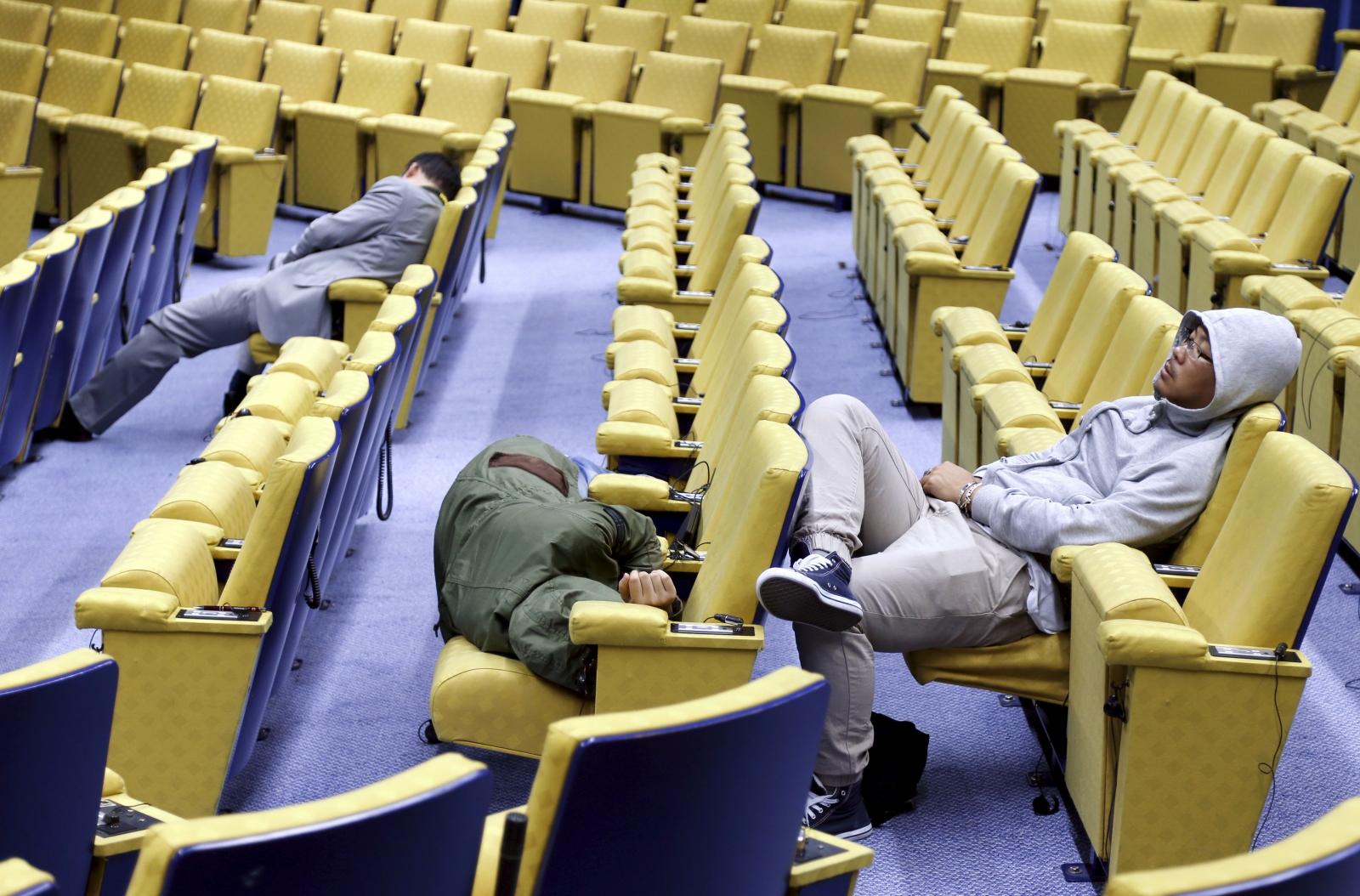 Kazakhstan sleep disorder town