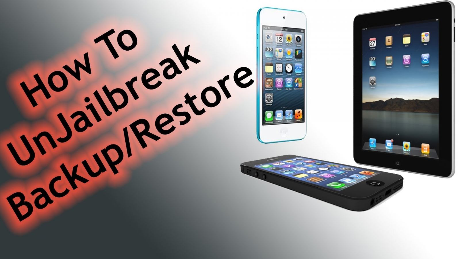 how to unjailbreak iphone without computer how to unjailbreak iphone or ipod touch on ios 8 3 2065