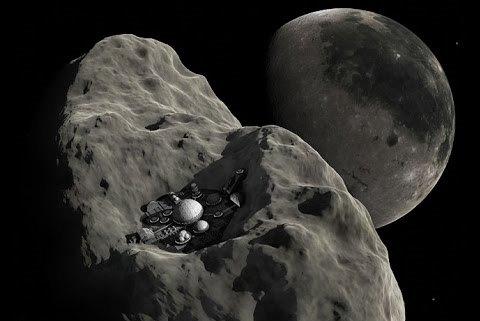 Asteroid 2011 UW-158
