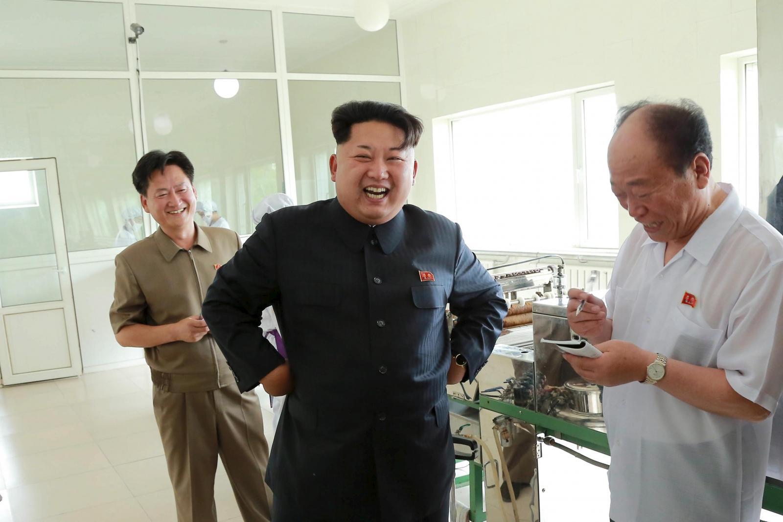 North Korea local elections
