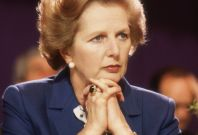 Margaret Thatcher beauty secrets