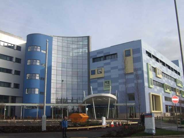 John Radcliffe Hospital, Children's Wing