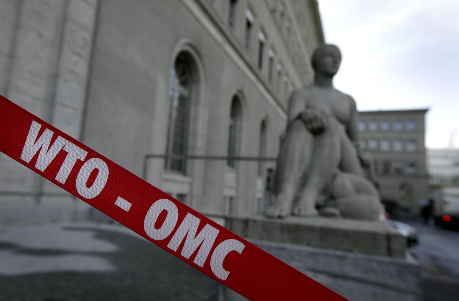 WTO trade tariff agreement